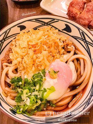 Foto 1 - Makanan(Ontama Udon) di Marugame Udon oleh Onaka Zone