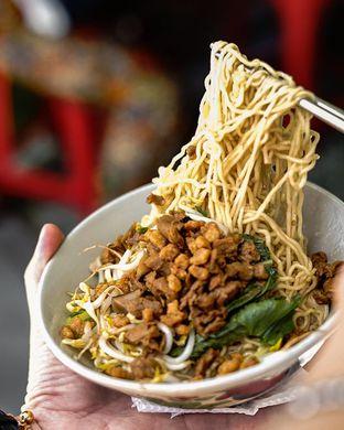Foto 1 - Makanan di Bakmie Jamur Vegan Vegetarian 99 oleh deasy foodie