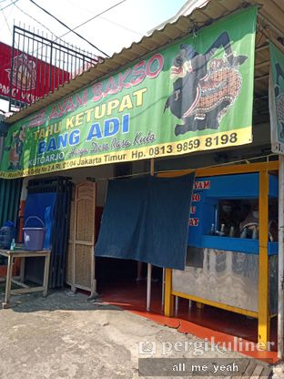 Foto review Mie Ayam Baso Bang Adi oleh Gregorius Bayu Aji Wibisono 6