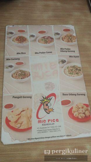 Foto review Mie Rica Kejaksaan oleh Oppa Kuliner (@oppakuliner) 5