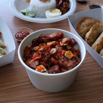 Foto Makanan di Dailycious