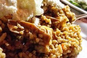 Foto Nasi Goreng Kambing Kebon Sirih Sejak 1958