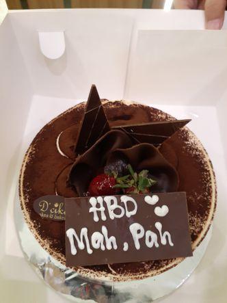Foto Makanan di D' Cika Cake & Bakery