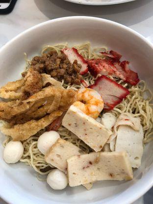 Foto 2 - Makanan(Bakmi Ponti Medium) di Bakmi Ponti Achoi oleh Loisa Veronica
