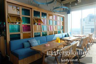 Foto 10 - Interior di Karumba Rooftop Rum Bar oleh Ladyonaf @placetogoandeat