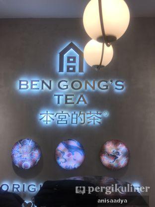 Foto review Ben Gong's Tea oleh Anisa Adya 4
