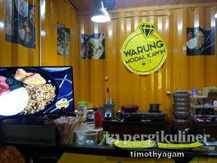 Foto review Warung Modal Kawin oleh Kuliner Sama Agam 2