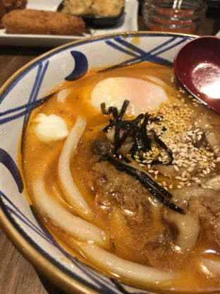 Foto - Makanan di Marugame Udon oleh Kami  Suka Makan