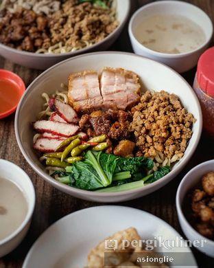 Foto - Makanan di Bakmi Karet Asiu oleh Asiong Lie @makanajadah