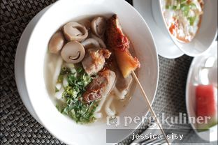 Foto review The Mezzanine Restaurant - Atria Hotel oleh Jessica Sisy 8