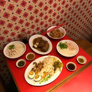 Foto 1 - Makanan di Bubur Cap Tiger oleh Della Ayu