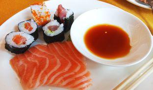 Foto 5 - Makanan(sashimi) di Sailendra - Hotel JW Marriott oleh maysfood journal.blogspot.com Maygreen