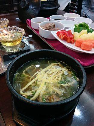Foto 1 - Makanan di Myeong Ga Myeon Ok oleh Stallone Tjia