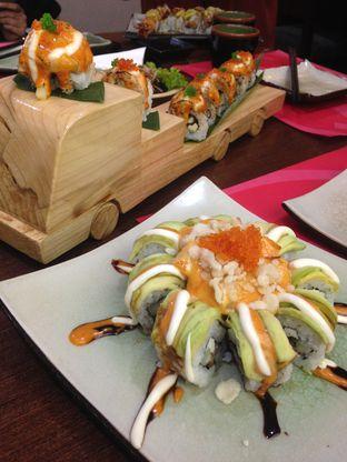Foto review Shabu Nobu Sushi Nobu oleh Almira  Fatimah 15