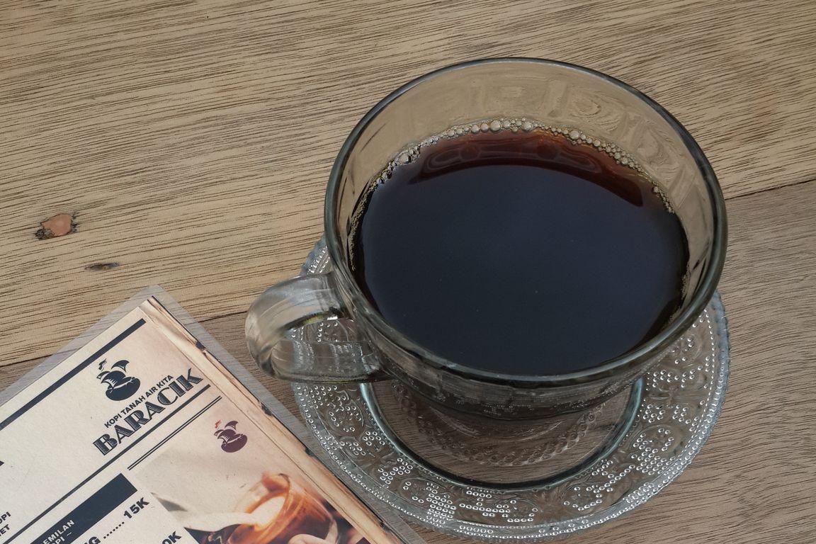 Baracik Coffee BSD Tangerang Lengkap Menu terbaru jam