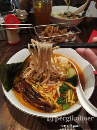 Foto 2 - Makanan di Yoisho Ramen oleh Rensus Sitorus