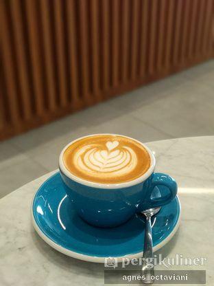Foto 1 - Makanan(Cappucino) di Little M Coffee oleh Agnes Octaviani