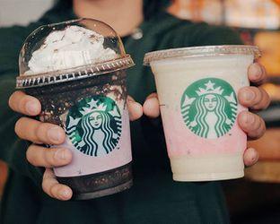 Foto - Makanan(Midnight Mocha) di Starbucks Coffee oleh Desanggi  Ritzky Aditya