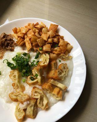 Foto 1 - Makanan(Bubur ayam porsi besar) di Bubur Wan oleh Claudia @claudisfoodjournal