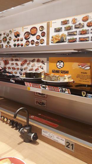 Foto review Genki Sushi oleh Sandya Anggraswari 6