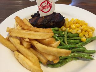 Foto 1 - Makanan di Holycow! STEAKHOUSE by Chef Afit oleh Yohanacandra (@kulinerkapandiet)