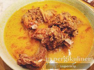 Foto 2 - Makanan(gule kambing) di Sate Khas Senayan oleh @supeririy