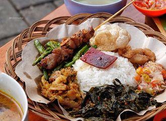 11 Nasi Bali di Jakarta Paling Favorit Buat Pengobat Rindu Pulau Dewata