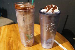Foto review Starbucks Coffee oleh Novita Purnamasari 1
