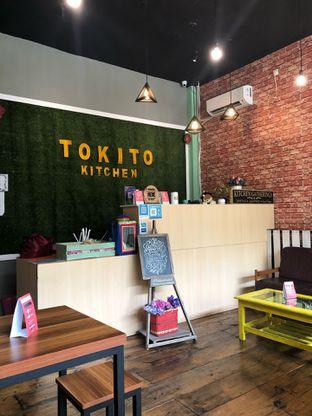 Foto 1 - Interior di Tokito Kitchen oleh @kenyangbegox (vionna)
