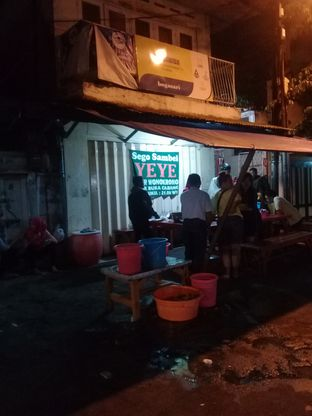 Foto 3 - Eksterior di Sego Sambel Mak Yeye oleh Putra  Kuliner