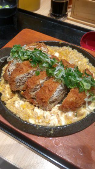 Foto 3 - Makanan(Chicken Katsudon Set (IDR 55k) ) di Kimukatsu oleh Renodaneswara @caesarinodswr