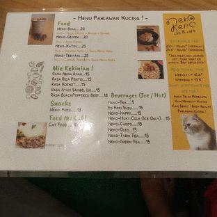 Foto review Neko Kepo Cat and Cafe oleh surabaya mangan 1