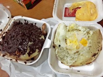 Foto Makanan di Waroeng Setiabudhi