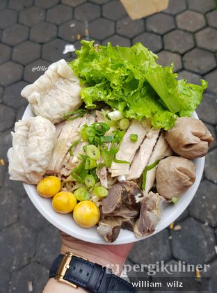 Foto review Bakmi Ayam Acang oleh William Wilz 1