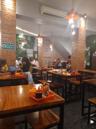 Foto 3 - Interior di Bebek Kaleyo oleh Makan2 TV Food & Travel