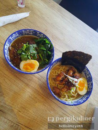 Foto 1 - Makanan di MieBar oleh cynthia lim