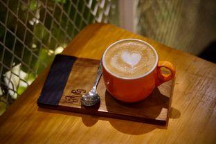 Foto 2 - Makanan(Cappuccino) di Kopi Cantel oleh Fadhlur Rohman