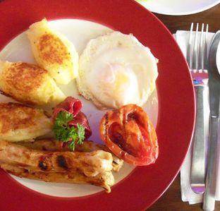 Foto 2 - Makanan(English breakfast) di Fish N Chef oleh cemalcemilbogor