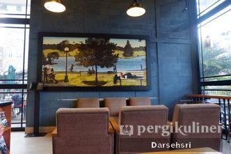 Foto Interior di Starbucks Coffee