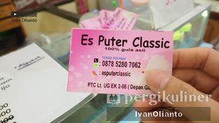 Foto review Es Puter Classic oleh Ivan Olianto 2