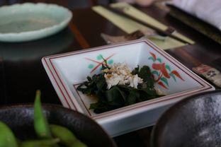 Foto 7 - Makanan(Kani & Wakame Salad) di Enmaru oleh Elvira Sutanto