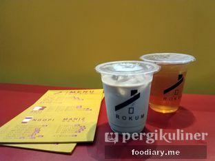 Foto 1 - Makanan di ROKUM oleh @foodiaryme | Khey & Farhan