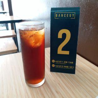 Foto 3 - Makanan(es teh tawar) di Banceuy Nasi Lemak oleh Kuliner Limited Edition