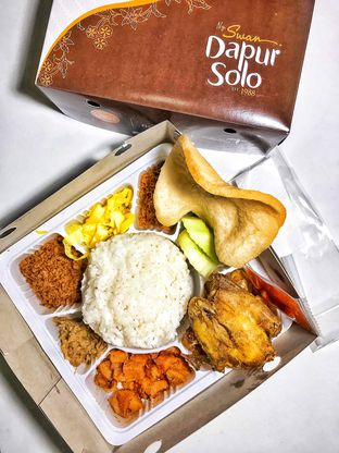 Foto 1 - Makanan di Dapur Solo oleh Vicky Angdi