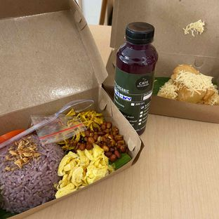 Foto 3 - Makanan di Cafe Phyto Organic oleh yourfoodjournalist