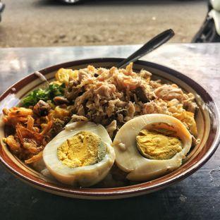 Foto 2 - Makanan di Bubur Ayam Pak H. Amid oleh Fadhlur Rohman