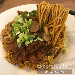 Foto - Makanan(Yamien Manis super komplit) di Bakmie Aloi oleh Louisa Susanto ||  @makan_teman