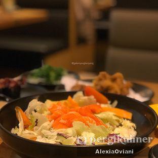 Foto - Makanan(SALMON SASHIMI SALAD) di Sushi Tei oleh @gakenyangkenyang - AlexiaOviani