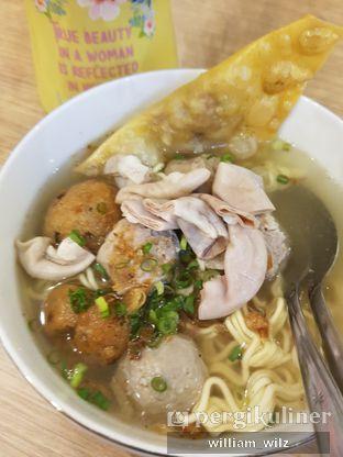 Foto 3 - Makanan di Bakso Nyuk Nyang Aleang Makassar oleh William Wilz