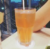 Foto Ice Lemon Tea di Popolamama